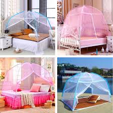 Baby Bed Net Canopy by Assemble Lace Bedding Mosquito Net Dome Shape Mosquito Curtain At