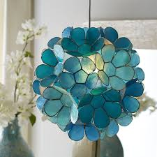 Aqua Pendant Light Lighting Everything Turquoise