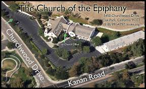 The Parish Of The Epiphany Directions Church Of The Epiphany