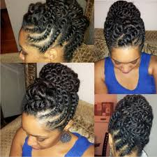 twist updo hairstyles natural hair easy casual hairstyles for