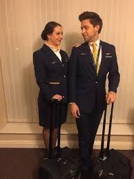 experiencia azafatas auxiliares vuelo