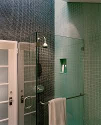 frameless glass shower doors bathroom contemporary with corner