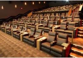 reclining chair movie theatre lovely movie theaters with