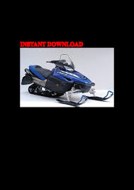 2003 2006 yamaha rx 1 apex snowmobile service repair factory manual i u2026