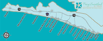 destin map destin to highway 30a estate homes condos and lots for sale