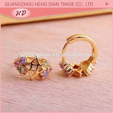 new jhumka earrings wholesale fancy dubai gold jewelry earring new fashion jhumka