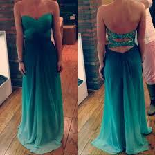 dress prom blue sparkle prom dress pretty ombre mermaid