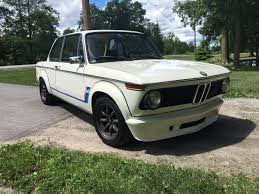 2002 bmw turbo 1975 bmw 2002 turbo for sale on bat auctions closed on july 5