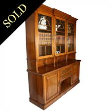 antique victorian bookcase oak bookcase by sopwith u0026 co newcastle