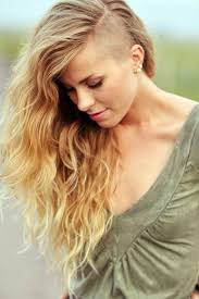 best 100 womens shaved hairstyles long hair the 25 best