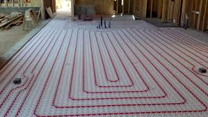 radiant heat harker heating cooling