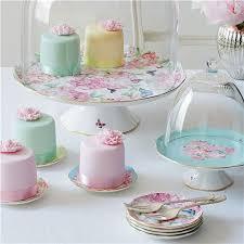 miranda kerr for royal albert blessings cake stand small cake