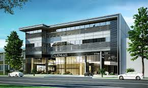 lexus commercial house lexus dealer showroom hcmc fujinami