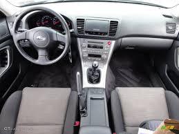 subaru legacy interior 2005 subaru legacy 2 5 gt sedan interior photos gtcarlot com