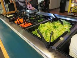Nice Salad Bar Picture Of Round Table Pizza Sacramento Tripadvisor
