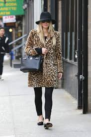 nicky hilton leaves a nail salon in new york 03 03 2016