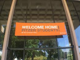 Design Your Own Welcome Home Banner by Pitzer College Pitzercollege Twitter