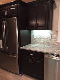 best paint finish for oak cabinets honey oak cabinets stained with general finishes java gel