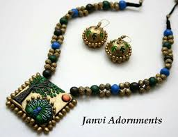 1357 best terracota jewellery ideas images on