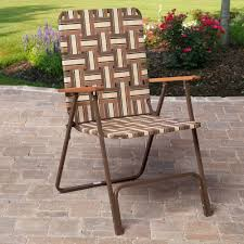 Patio Chair Webbing Material Rio Deluxe Folding Web Lawn Chair Hayneedle
