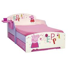 Peppa Pig Toddler Bed Set Peppa Pig Cot Bed Bedding Peppa Pig Bed Applied For Pretty Kid