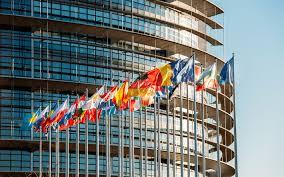 bureau union bruxelles télécharger fonds d écran bâtiment du parlement européen 4k