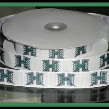 custom grosgrain ribbon 7 8 inch custom of hawaii satin or grosgrain ribbon