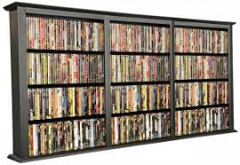 Dvd Rack Wood Plans by Dvd Storage Capacity 500 And Over