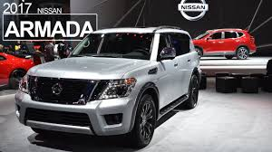 nueva nissan armada 2017 2017 nissan armada review 2017 new york auto show youtube
