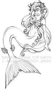 beautiful mermaid coloring pages 56 best coloring pages mermaids and fishies images on pinterest