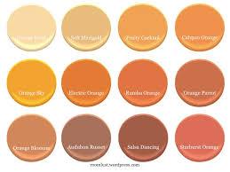 orange paint colors orange paint colors myp 21776 pmap info
