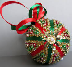 sequined ornaments u2013 ornament designs ornaments pinterest