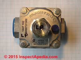 Propane Gas Cooktop Gas Appliance Regulator Conversion How To Convert A Gas Appliance