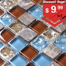Stone Glass Tile Backsplash by Beautiful Stone Glass Tile For Bathroom Wall Tiles And Kitchen
