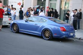 bentley 2008 wald bentley continental gt 2008 montreal f1 1 madwhips