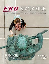eastern kentucky university magazine fall winter 2008 by eastern