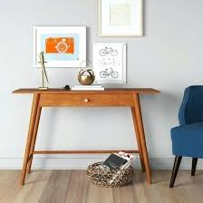 mid century modern entry table mid century console table 4sqatl com