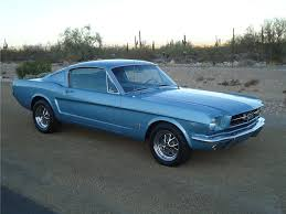 mustang fastback 1965 1965 ford mustang fastback 116311