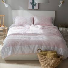 Neon Pink Comforter Online Buy Wholesale Solid Light Pink Comforter From China Solid
