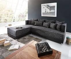 ecksofa xxl ottomane ecksofa clovis xxl sofas mayers lounge