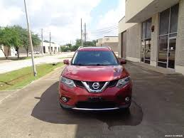 purple nissan rogue 2015 nissan rogue sl for sale in houston tx stock 15140