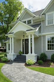 the perfect paint schemes for house exterior benjamin moore
