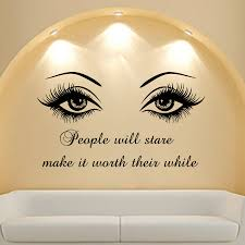 girl beauty quotes reviews online shopping girl beauty quotes wall decal quote beauty salon make up girl woman decals vinyl wall sticker home decor bedroom window art mural yo 93