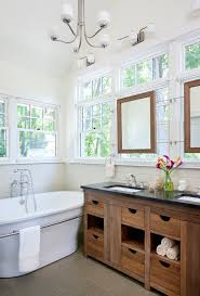 Rustic Bathroom Flooring Rustic Bathroom Flooring In Natural Motif Plete With Bathtub
