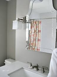 Bathroom Mirrors At Lowes by Sherwin Williams Mega Greige Bathroom Interior House Colors