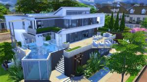 Home Design Money Cheats by Resultado De Imagem Para The Sims 4 Modern House The Sims