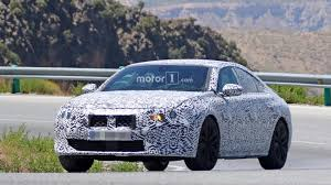 peugeot america 2018 peugeot 508 spied inside for the first time
