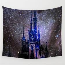 Indian Table L Indian Mandala Tapestry Starry Sky Castle Hanging Wall Tapestry