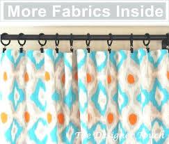 Chevron Nursery Curtains Royal Blue And Orange Curtains Orange Curtain Panels Aqua Blue