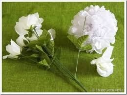 How To Make Flower Arra Transform Fake Flowers To Look Real In My Own Style
